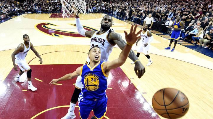 """Curry: """"Aún no he superado la derrota en el 7º partido"""""""