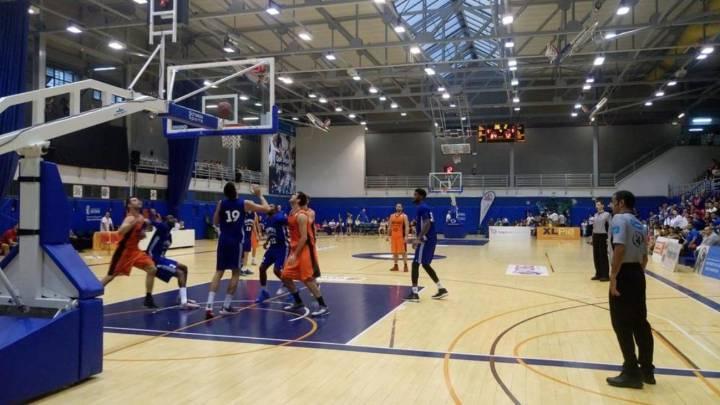 El Khimki acaba 3º en Getafe: ganó al Montakit Fuenlabrada