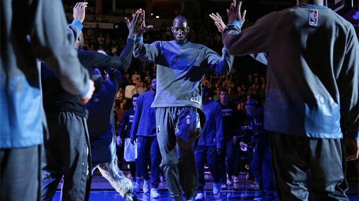 ¿Kobe, Duncan... y Garnett? El ala-pívot apunta a la retirada