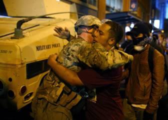 Mensaje de Jordan para calmar los incidentes racistas de EE.UU