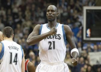 Se confirma otro adiós: Kevin Garnett no seguirá en la NBA