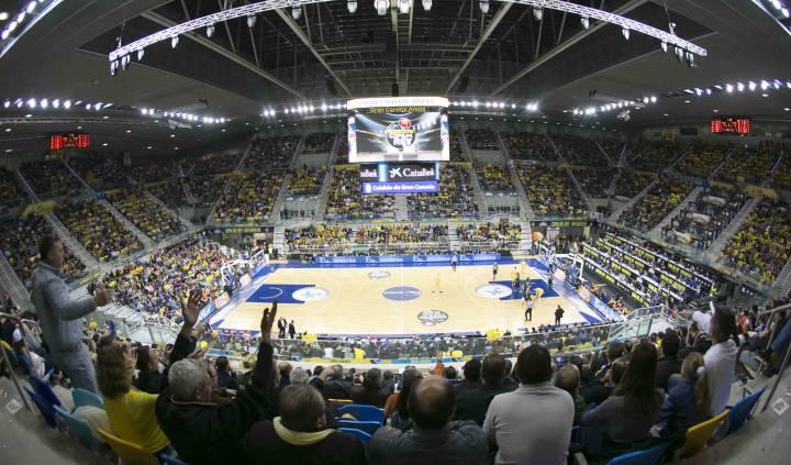 Las Palmas será la sede de la Copa del Rey 2017