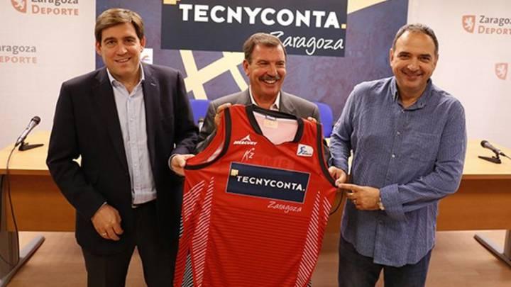 El Zaragoza deja de ser CAI y pasará a llamarse Tecnyconta