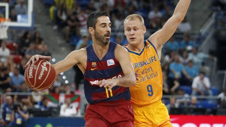Barça, otro tocado: Navarro se une a Tyrese Rice y a Pau Ribas