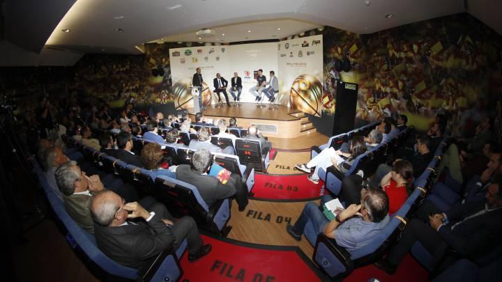 Arranca la base del baloncesto español, arranca la LEB Oro