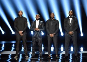 El baloncesto de EE UU, contra la violencia racial del país