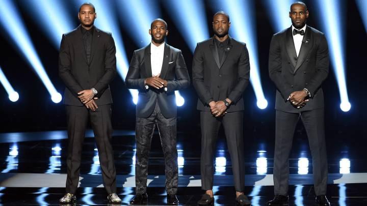 El baloncesto de Estados Unidos, contra la violencia racial