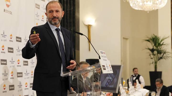 """Bueno: """"Madrid es prioridad para tener un NBA Café"""""""