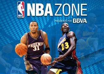 La NBA Zone patrocinada por BBVA llega hoy a Madrid