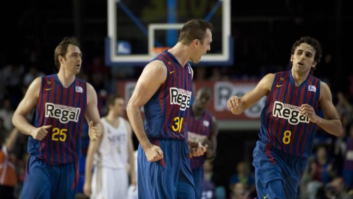 Sada entrenará con el Barcelona y Lorbek jugará en el B