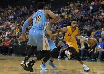 Russell se exhibe en los Lakers y Juancho sigue maravillando