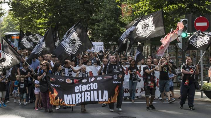 La Audiencia Nacional le da la razón a la ACB en el caso Bilbao