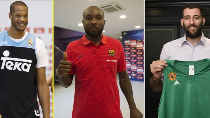 Conoce a los 10 fichajes estrella de la Euroliga 2016-17
