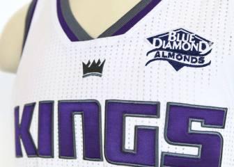 Los Kings llevarán publicidad de... almendras en su camiseta