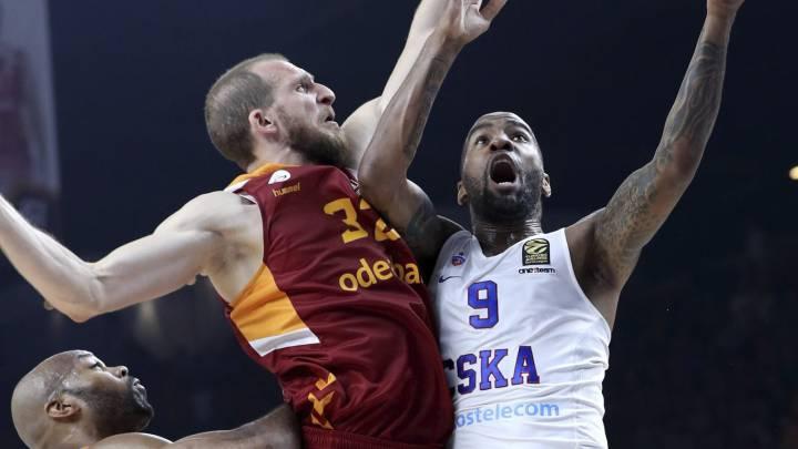 El CSKA inicia su defensa del título asustando en Estambul