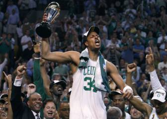 Paul Pierce asegura que quiere retirarse en los Boston Celtics