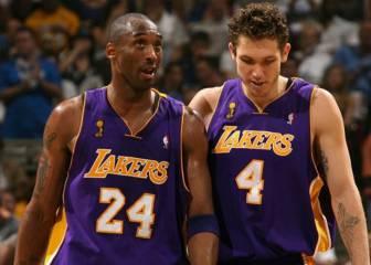 Kobe y su castigo a Walton por entrenarse oliendo a alcohol