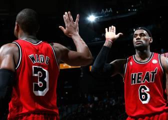 Wade y LeBron pudieron firmar con los Chicago Bulls en 2010