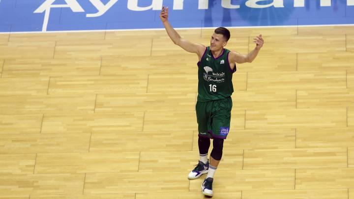 Nedovic, un coloso, condena al Granca: cuarta derrota seguida