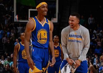 Ni Curry, ni KD: ¡un rookie salva a los Warriors sobre la bocina!