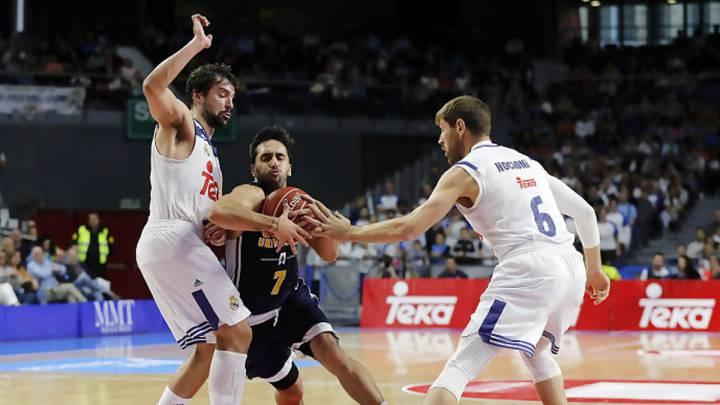 Campazzo, al Olimpo ACB con su partidazo ante el Madrid