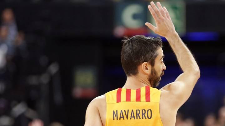Navarro es baja segura ante el Fenerbahçe y el Real Betis
