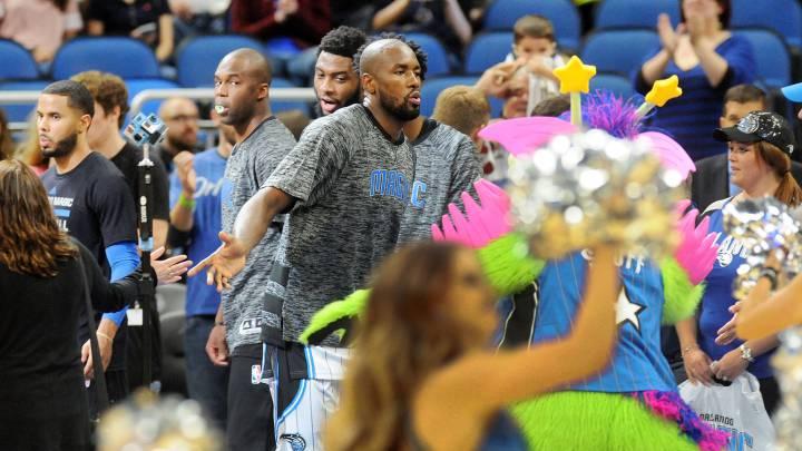 La nueva versión de Ibaka continúa su reinado en Orlando