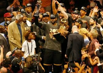 Cavaliers: la respuesta a todas las preguntas es LeBron James
