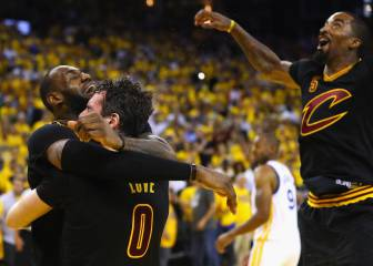 Con LeBron James, Cleveland ya no es