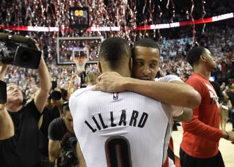 Trail Blazers: los 'mini Warriors' quieren la final de Conferencia