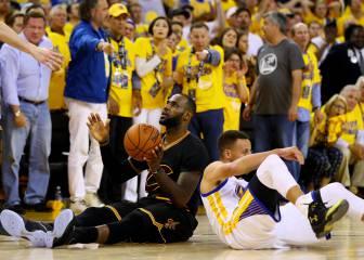 Los Warriors ganarán el anillo ante los Cavs del MVP LeBron