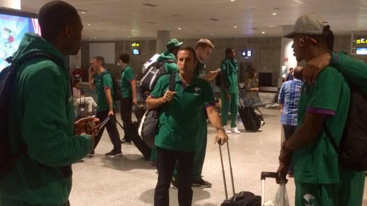 Un Unicaja sin Nedovic espera poder volar hoy a Podgorica