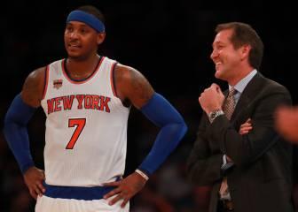 Carmelo, bandera de unos Knicks entre el talento y las dudas