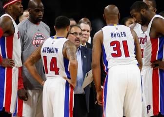 Pistons: el titánico paso de buen equipo a contendiente