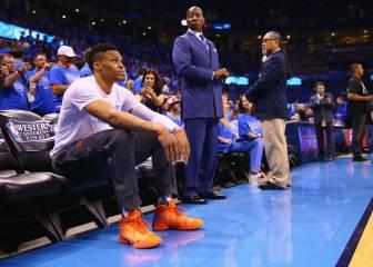 Thunder: año uno sin Durant; Westbrook, la esperanza