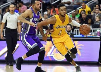 Russell-Ingram-Randle, el big three de los 'baby Lakers'