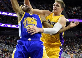 Mozgov, Luol Deng, Calderón... mentores para los Lakers