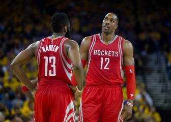 Houston dice adiós a Dwight Howard, Beasley, Josh Smith...
