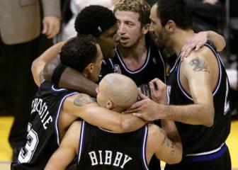 Aquella mítica final del Oeste contra los Lakers en 2002...