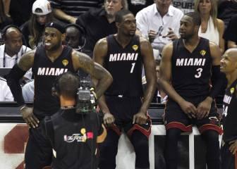 Wade, LeBron y Chris Bosh transformaron la NBA