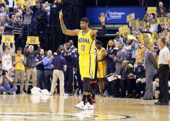 Pacers: Paul George, ante el reto de derrocar a LeBron