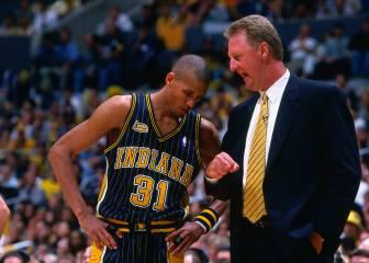 Los Pacers trata de recuperar la gloria de Reggie Miller