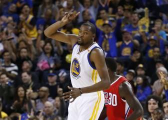 Soñaron con Durant, se quedaron con Blake Griffin