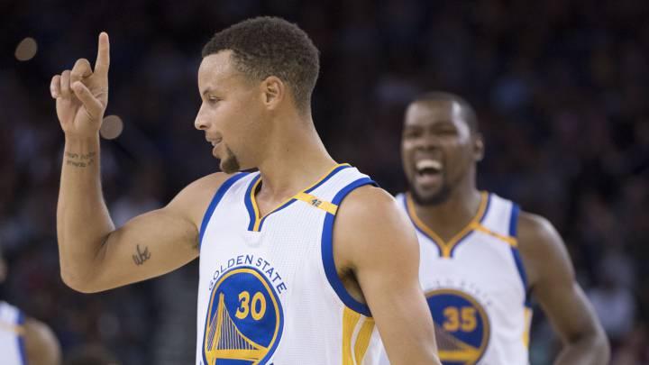 El 'Big Four' de los Warriors ya se mueve en números históricos