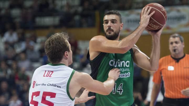 El Baskonia hurga en la herida del Joventut: 5ª derrota