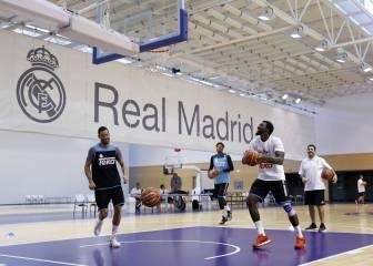 Real Madrid-Baskonia, el duelo de los 2.383 partidos NBA