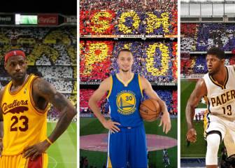 Las grandes estrellas de la NBA si fuesen jugadores de LaLiga