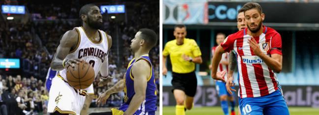 NBA və La liqa ulduzları arasında oxşarlıq