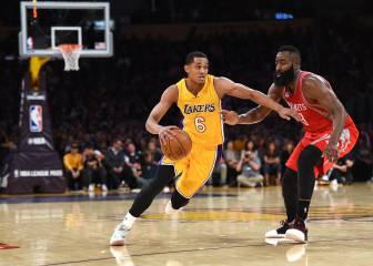 Lakers: triunfo y en positivo después de casi tres años