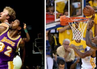 Los mejores séptimos partidos de la historia de la NBA